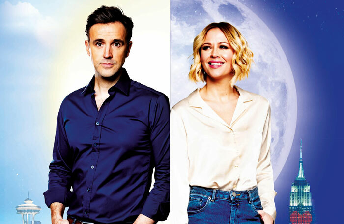 Michael D Xavier and Kimberley Walsh will star in Sleepless when it opens in London next year