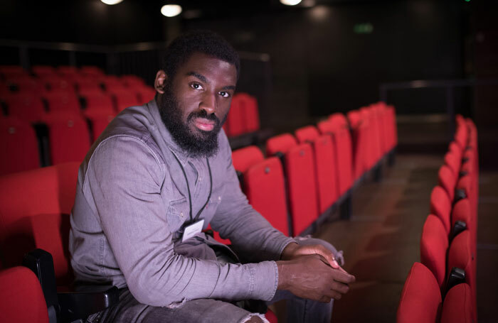 Corey Campbell, Strictly Arts' artistic director. Photo: Nicola Young
