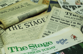'The actor should study a kindred art, whether he becomes proficient or otherwise' – 80 years ago in The Stage
