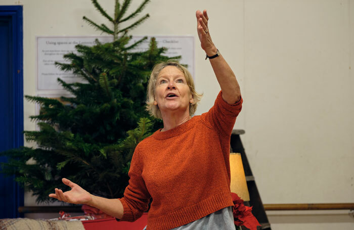 Annie Wensak in The Last Noël
