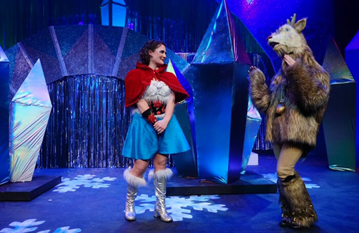 Scene from The Frozen Princess at Waterfront Hall, Belfast