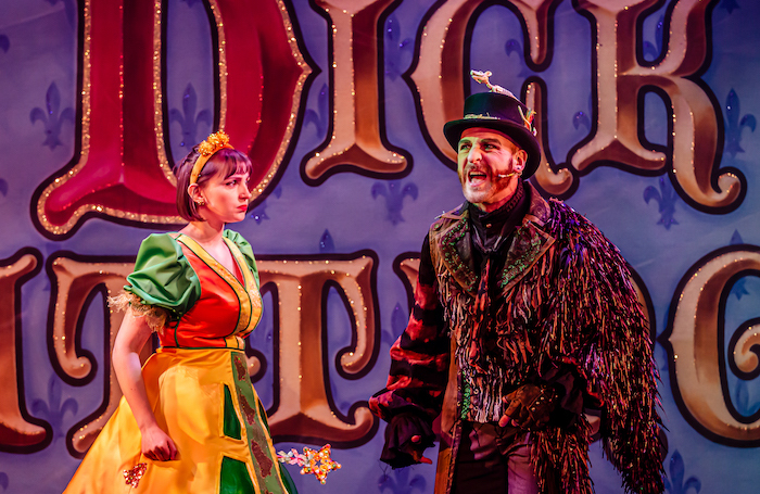 Dick Whittington at  Theatre Royal Winchester. Photo: The Other Richard