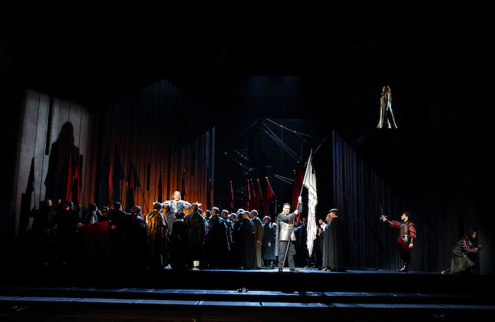 Otello at the Royal Opera House. Photo: Catherine Ashmore
