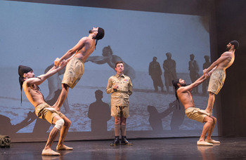 Dance company Akademi given £100k Lottery grant to create archive of its work with V&A