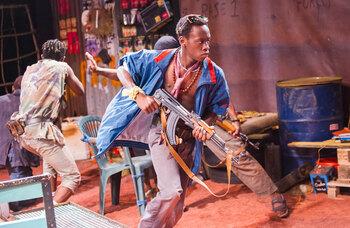 Diana Nneka Atuona wins 2019 George Devine playwriting award