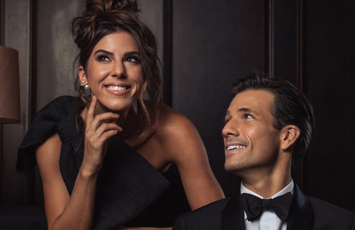 Aimie Atkinson and Danny Mac will star in Pretty Woman the Musical in the West End. Photo: Oliver Rosser