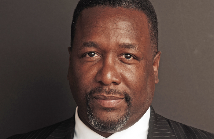 """""""Pursue your career, but not at the expense of your personal life."""" Wendell Pierce"""