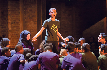 Lyn Gardner: Education must not bear the brunt when theatres' funds run low
