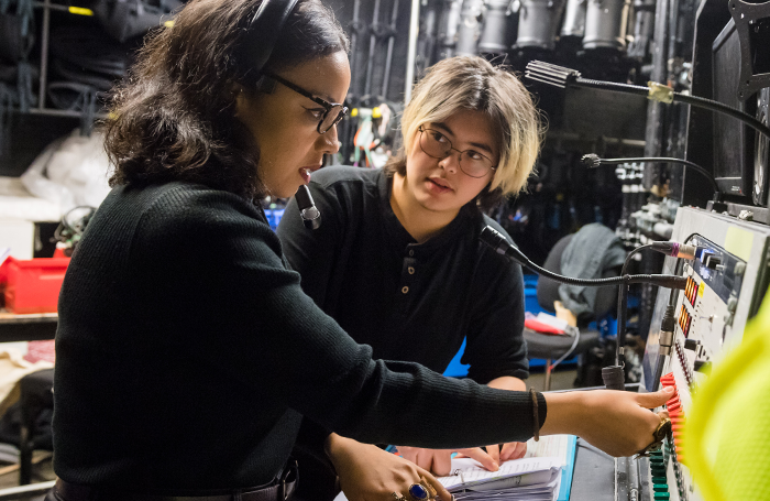 Graduates can benefit from being connected to potential employers by those with a foothold in the industry. Photo: Alex Brenner