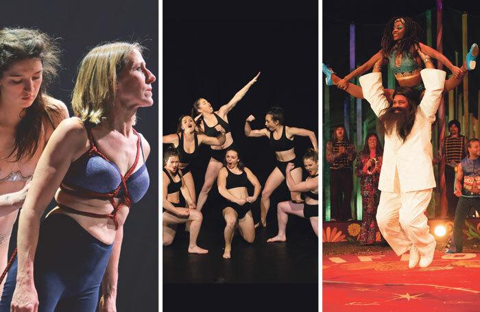 Everything I See I Swallow; Yuck Circus; Pozo in Xanadu. Photos: Sean Longmore/Vicki Jones/Gem Hall