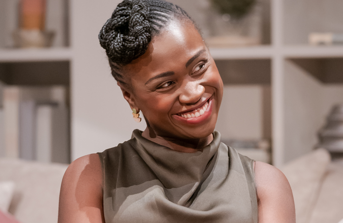 Naana Agyei-Ampadu in Fairview at the Young Vic. Photo: Marc Brenner