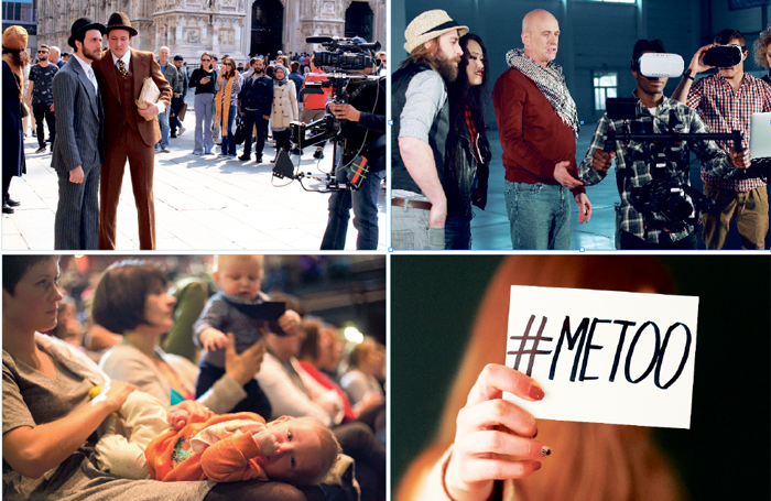 Highs of the year for our panel include branching out into film and TV, working with new technology, increased discussion off the back of the #MeToo movement and the industry becoming more family friendly. Photos: Shutterstock/Abby Warren (PIPA)