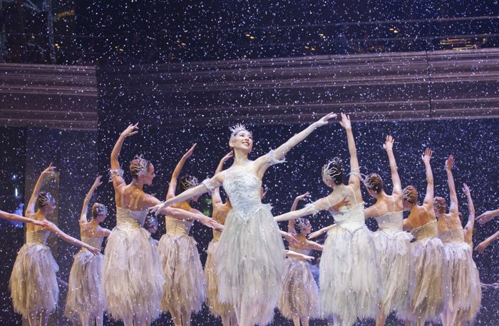 Birmingham Royal Ballet's The Nutcracker at Royal Albert Hall, London