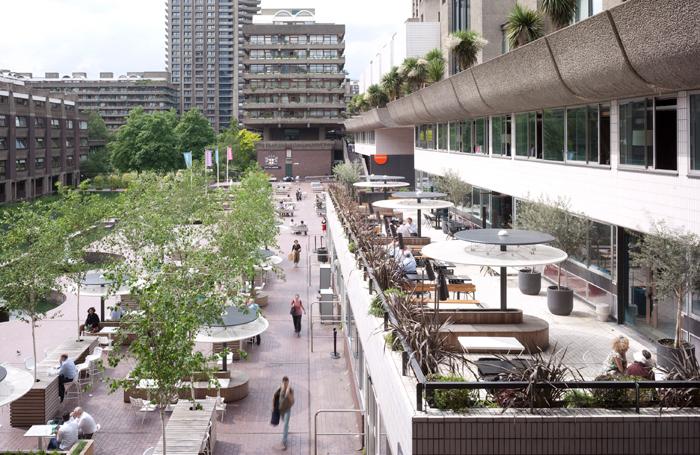 London's Barbican Centre