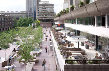 Barbican plans £10m refurb to address health and safety issues