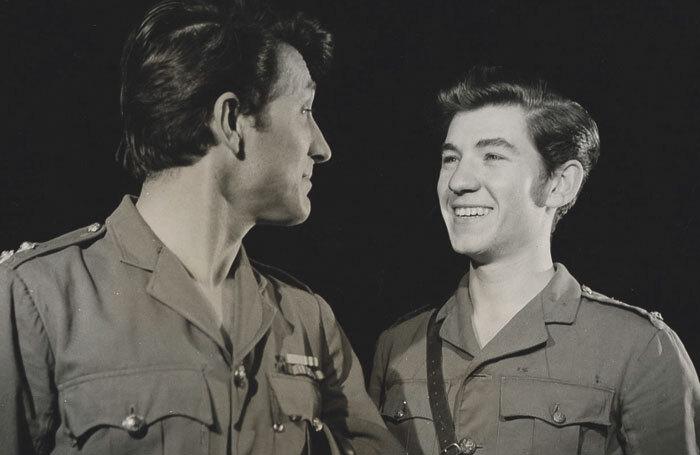 Ian McKellen in End of Conflict (1961)