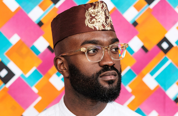 Council scheme allows 5,000 east London schoolchildren to see Inua Ellams play for free