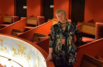 Ex Theatre Royal Bury St Edmunds artistic director Karen Simpson dies
