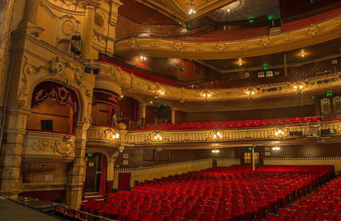 Portsmouth's Kings Theatre now charges £10 for carers' tickets