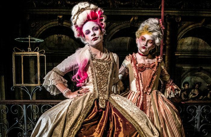 Les Enfants Terribles was half-way through its production of United Queendom when the pandemic hit. Photo: Rah Petherbridge