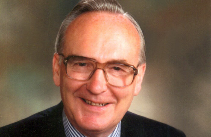 Former banker William Syson died in May, aged 88.