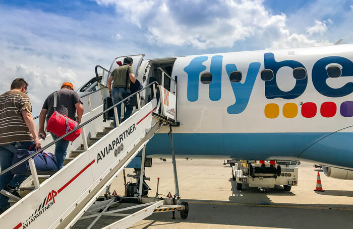 Flybe has recently changed its its baggage policy. Photo: Shutterstock