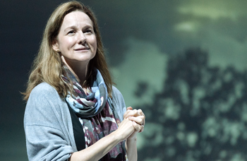 Laura Linney's performance of My Name Is Lucy Barton to be released as audiobook
