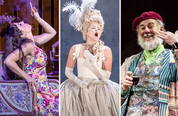 Top 50 shows of 2019: Opera