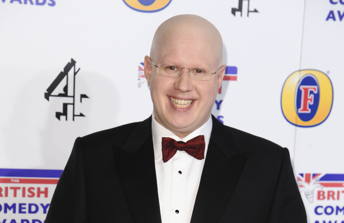 Matt Lucas will rejoin the cast of Les Miserables for six weeks to cover for Gerard Carey who has been forced to withdraw because of ill health. Photo: Featureflash/Shutterstock