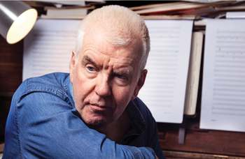 Opera composer Gerald Barry: 'The most money you got was for an opera: so I decided to write one'