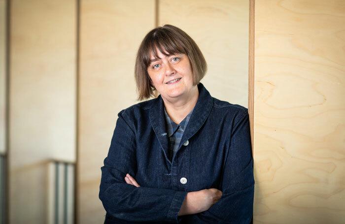 LAMDA director Sarah Frankcom has come under fire over redundancy plans at the drama school. Photo: Helen Maybanks