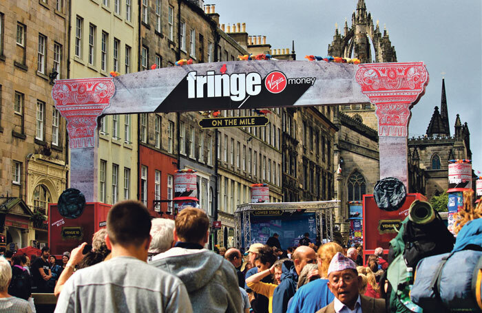 It's important to nurture events such as the Edinburgh Fringe, says Nick Awde. Photo: Shutterstock