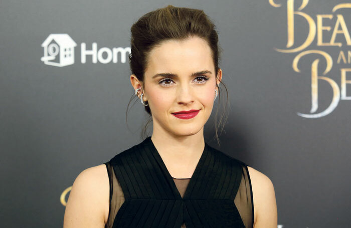 With a high-profile film career, Emma Watson has been highly influential as an outspoken campaigner. Photo: Shutterstock