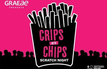 Graeae launches 'Crips with Chips' scratch night for D/deaf and disabled writers