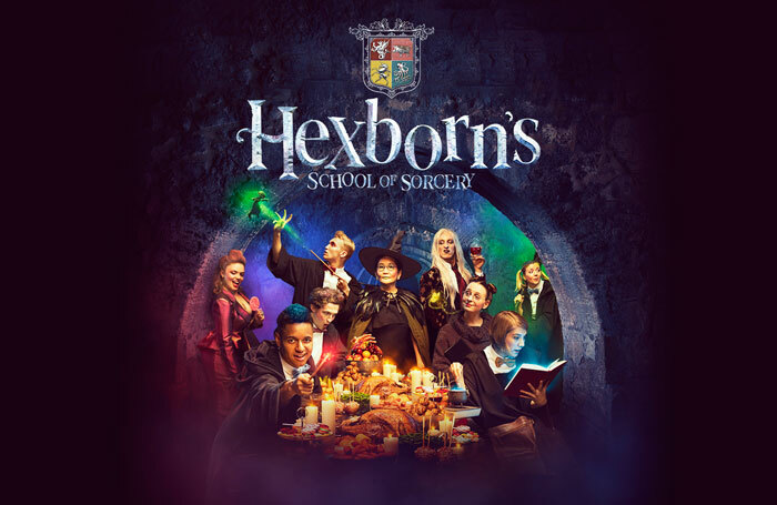 Hexborn's School of Sorcery is coming to the Vaults in London later this year.