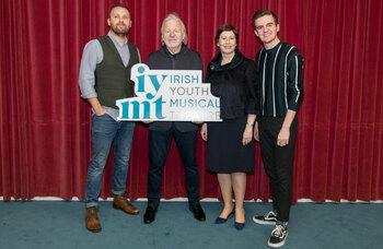 Colm Wilkinson launches Irish musical theatre training company