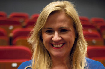 UCA's head of performing arts Lyndsay Duthie: 'All students could watch and read more outside of their comfort zones'