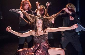 Dance company Jasmin Vardimon to open pop-up space in Ashford