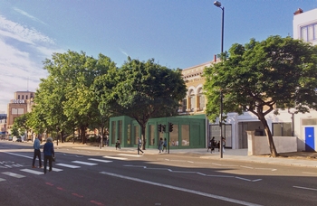 National Youth Theatre unveils multimillion-pound plans for major overhaul of north London home