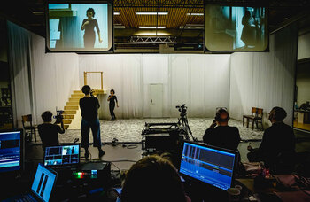 Imitating the Dog's Andrew Quick: Technology is not theatre's enemy – it can tell human stories