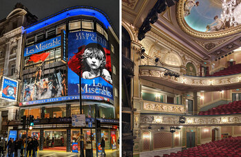 Remaking a West End landmark – how Cameron Mackintosh transformed the Queen's into the Sondheim Theatre