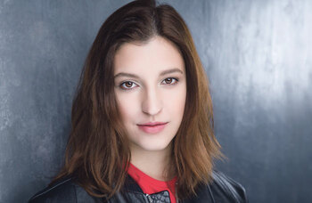 Actor Szandra Asztalos on her first job: 'Being yourself is half the battle in any audition'