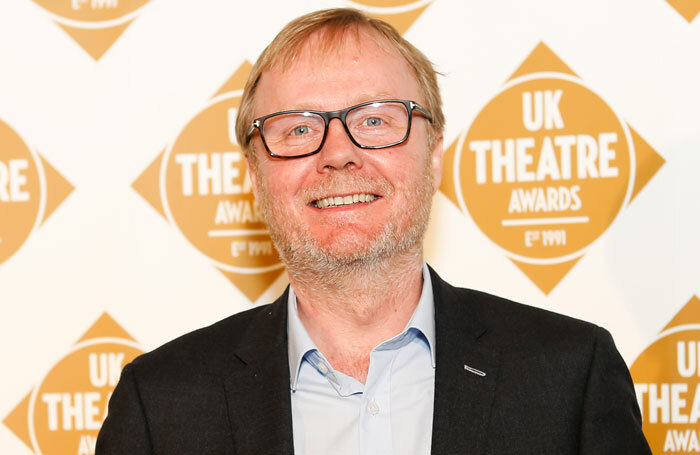 Outgoing Newcastle Theatre Royal chief executive Philip Bernays