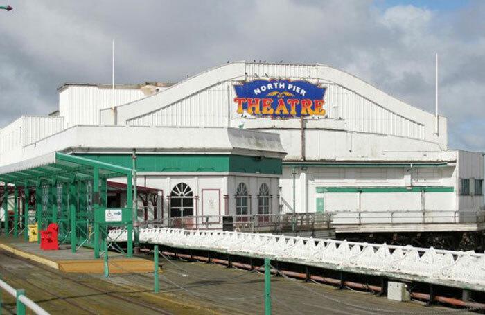 North Pier Theatre in Blackpool. Photo: TruckinTim/Flickr