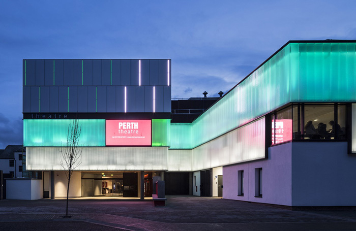 Perth Theatre. Photo: Richard Murphy Architects, Keith Hunter