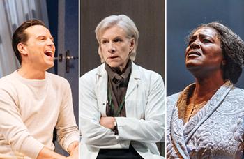 Critics' Circle Theatre Awards 2020: the winners in full