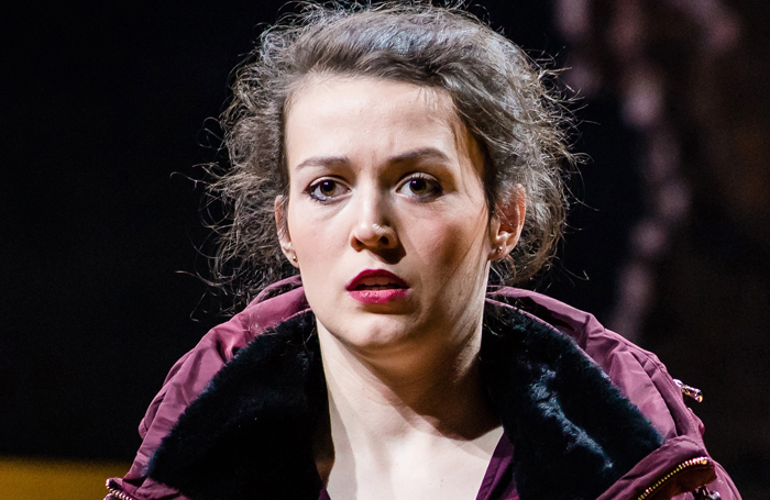 Anna Russell-Martin, who shares the lead role, in Nora:A Doll's House. Photo: Mihaela Bodlovic