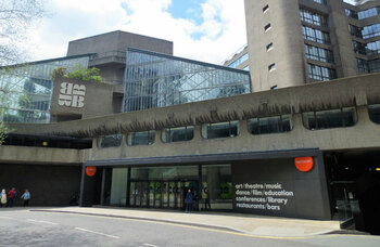 Barbican named London's most accessible venue for audiences by Euan's Guide