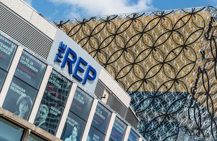 Birmingham Repertory Theatre. Photo: Craig Holmes
