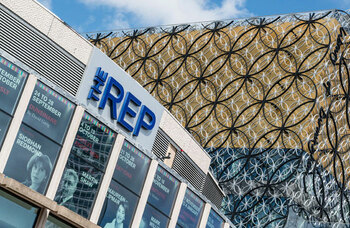 Staff made redundant at Birmingham Rep as part of 'structural changes'